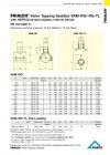 TRANSICIONES TOMA SIMPLE SDR11 PEAD-FUNDICION ROSCA HEMBRA VAM-RG-RG-TL-1