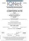 MASA ISO 14001 IQNET 14-09-2018